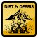 Construction Icon Dirt Debris