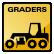 Construction Icon Graders