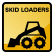 Construction Icon Skid-Loader