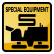 Construction Icon Special Equipment