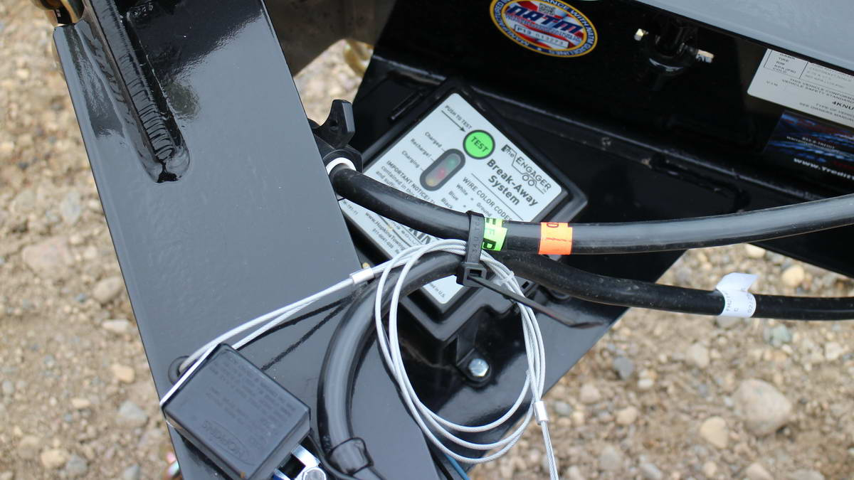 towmaster wiring harness