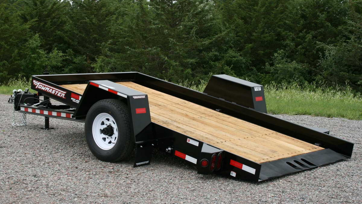 Diagram Wiring Towmaster Trailers