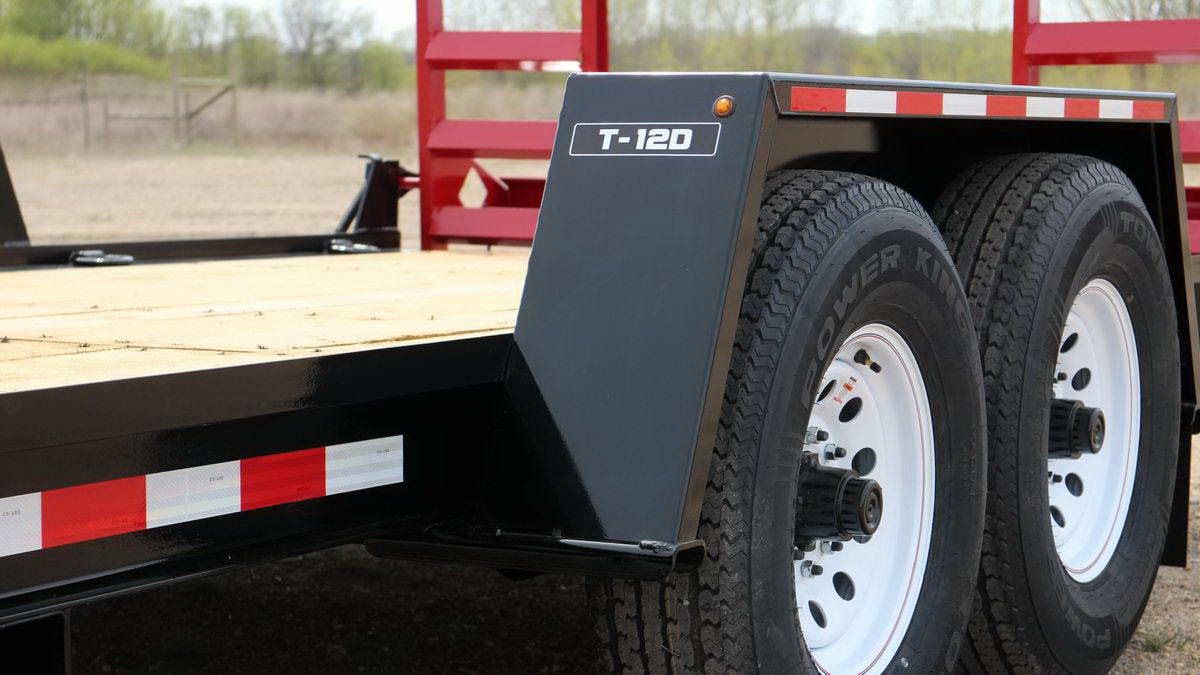 T 9d 10d 12d Towmaster Trailers Electric Tongue Jack Wiring