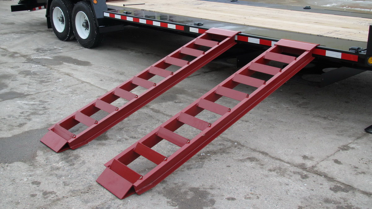 Ramp Options Towmaster Trailers