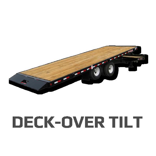 Deck-Over Tilt